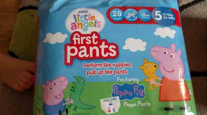 Mummy Peppa Pants Please