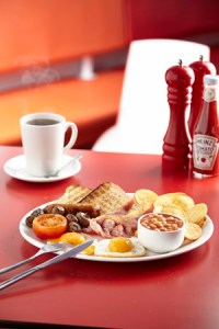 Olympic Breakfast - Image Credit Little Chef