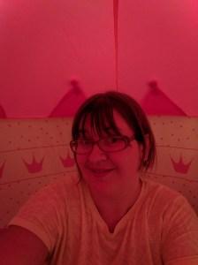 Tent Selfie!