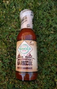 Tabasco Sweet Sticky Sauce Marinade