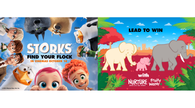 Win a Family Ticket to an Exclusive Screening of Storks