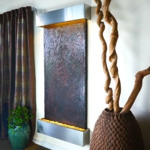 Soothing Wall Fountains