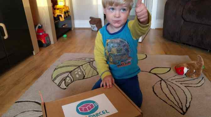 Kids Parcel – Mystery Box Review