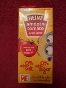 Heinz Kid's Pasta Sauce