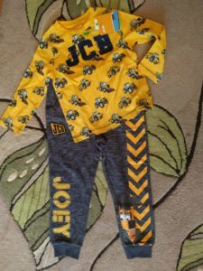 JCB Kids Outfit from MandCo