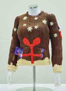 Cadbury Chocolate Knit Jumper