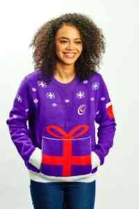 Cadbury Knit Jumper (non-chocolate)
