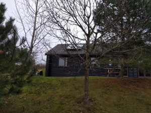 Our Caldey Lodge Bluestone
