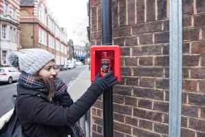 Heinz London Emergency Box