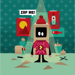 Win a Mini Interactive Book from Zappar