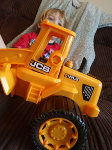 HTI Toys JCB Wheel Loader