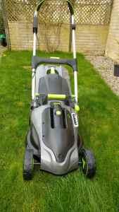 GTech Cordless Mower