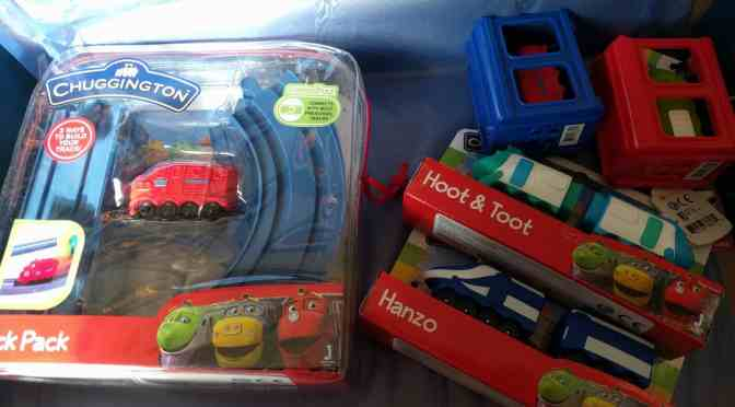 New Chuggington Toys