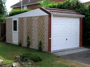 garage play-den