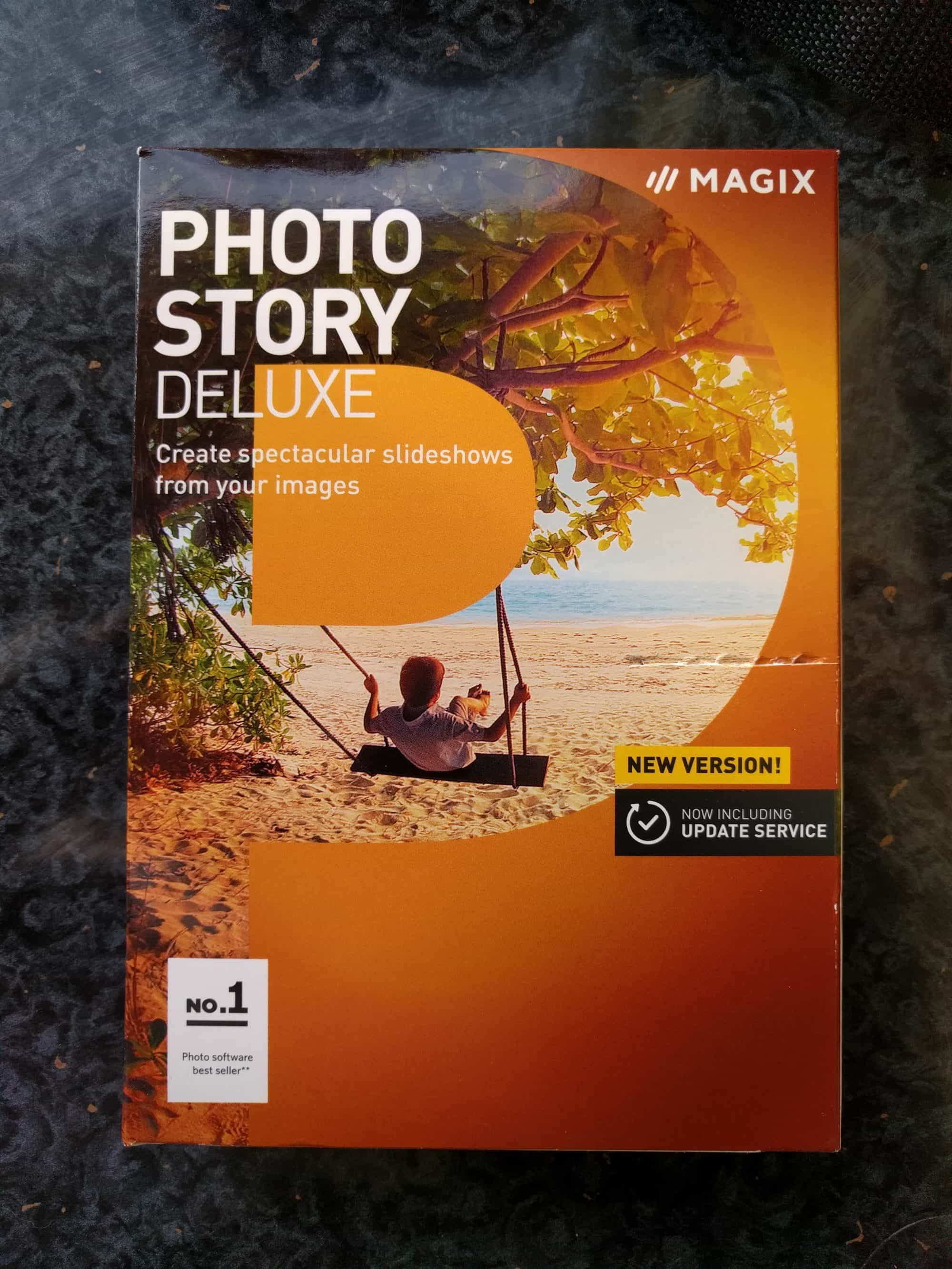 MAGIX Photostory Review & Competition - Any Way To Stay At Home
