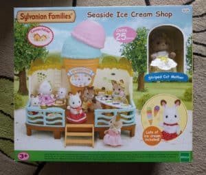 Sylvanian Seaside Ice Cream Shop
