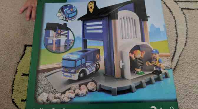 BRIO Police Station – Review