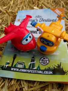 Jett and Donnie Super Wings Toys #SuperWingsSummer