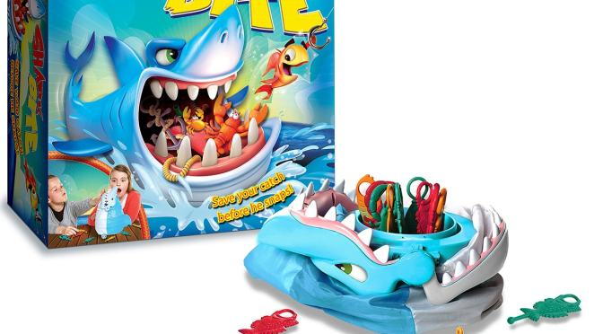 Win Shark Bite from Drumond Park