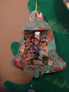 12 Makes of Christmas - Photo Tree