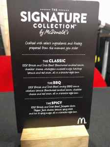 McDonald's Signature Event
