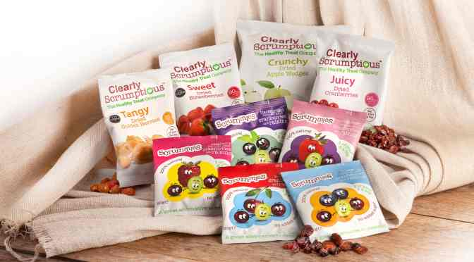 Scrummies Review and Giveaway