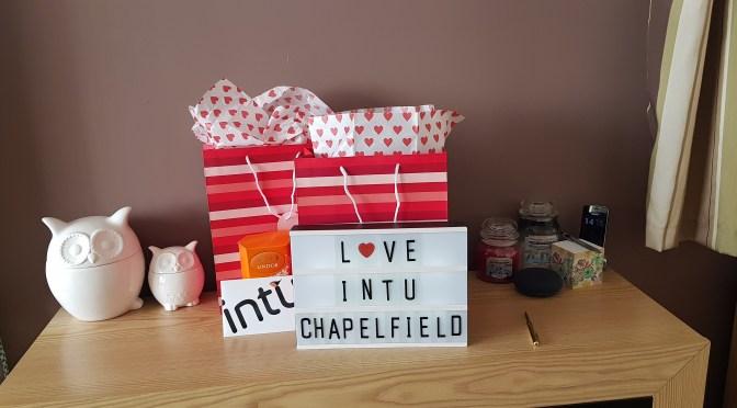 Valentine's Gifts from intu Chapelfield