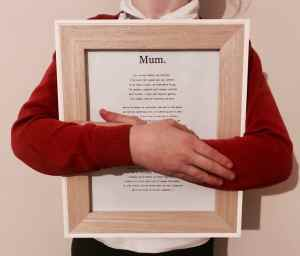 More Than Words Mother's Day Gift