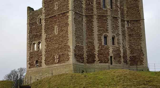 Our Visit to Orford Castle