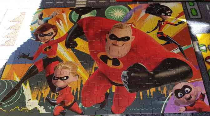 Incredibles II Puzzle Competition