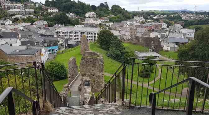 Our Visit to Launceston Castle