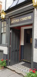 Last Pub Standing