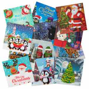 Christmas Gifts 2018 Crystal Cards