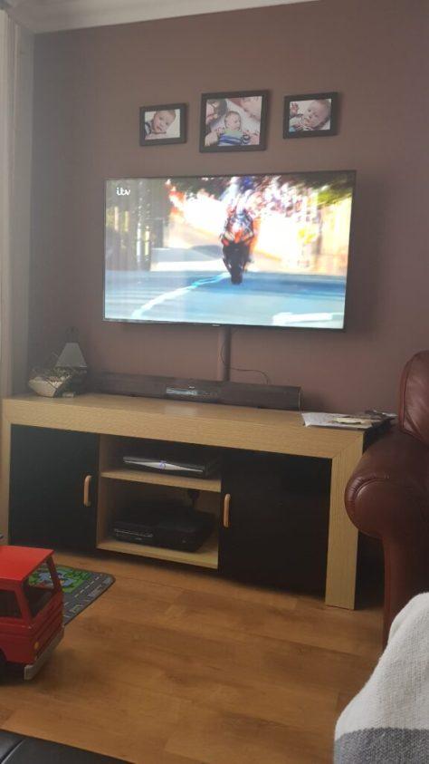 Watching the TT