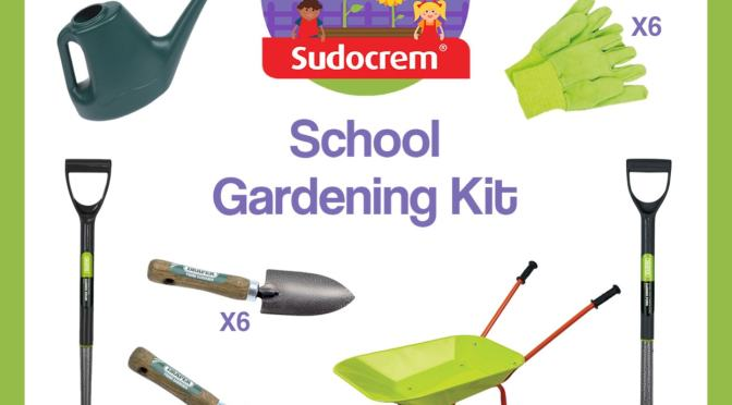 Get Out and Grow launches school gardening kit giveaway