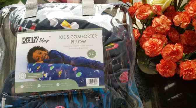 Kally Kids Pillow – Review
