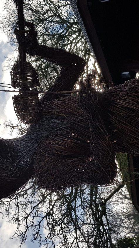 Bluestone sculptures