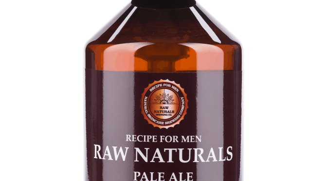 WIN A SWEDISH WINTER-TESTED GROOMING COLLECTION FROM RAW NATURALS