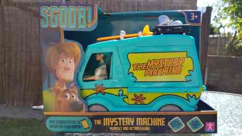 Scoob Mystery Machine