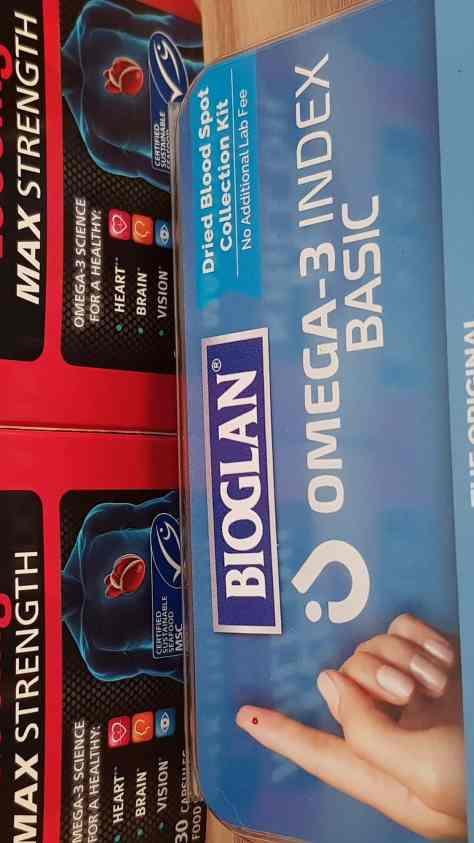 Bioglan Omega-3 Challenge