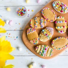 Craft & Crumb Easter Biscuit Making Kit