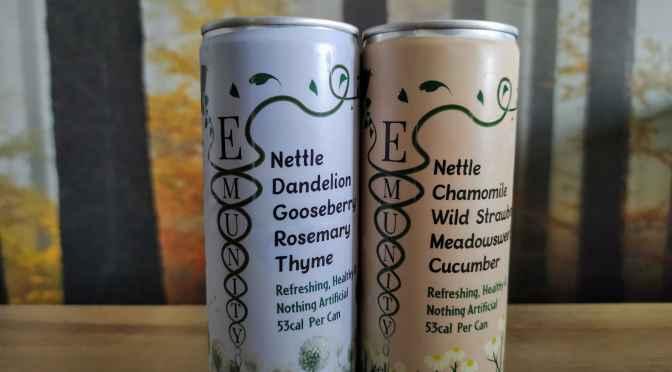 Emunity Detox Soft Drink Review
