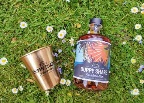 Duppy Share Rum from Virgin Wines