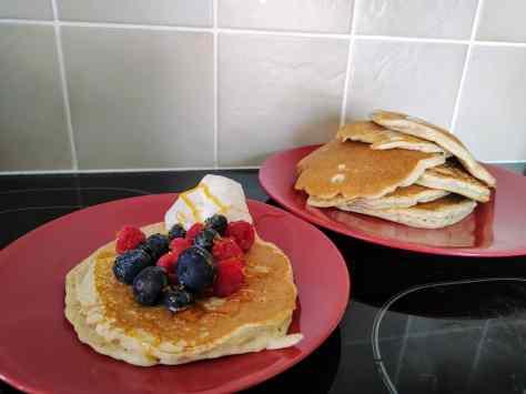 Delicious Pancakes