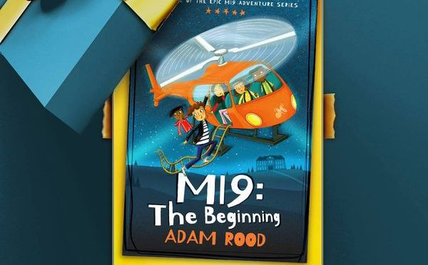 Win a Signed Copy of MI9: The Beginning