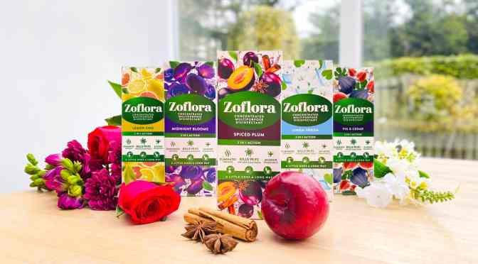Win a Years Supply of Zoflora