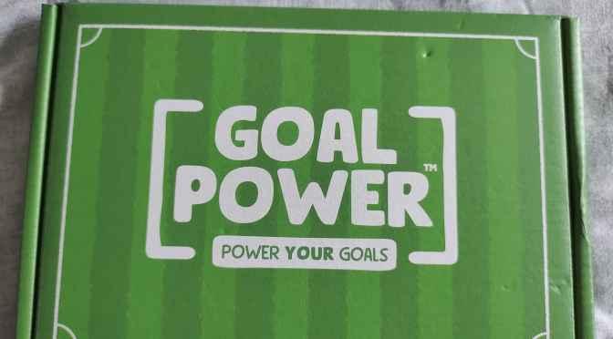 Goal power Flapjack Snacks