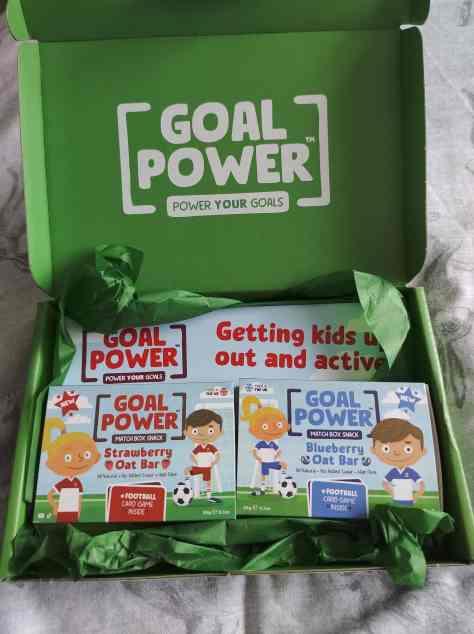 Goal Power