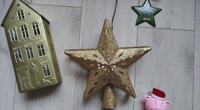Christmas Tree Topper from Avoalre