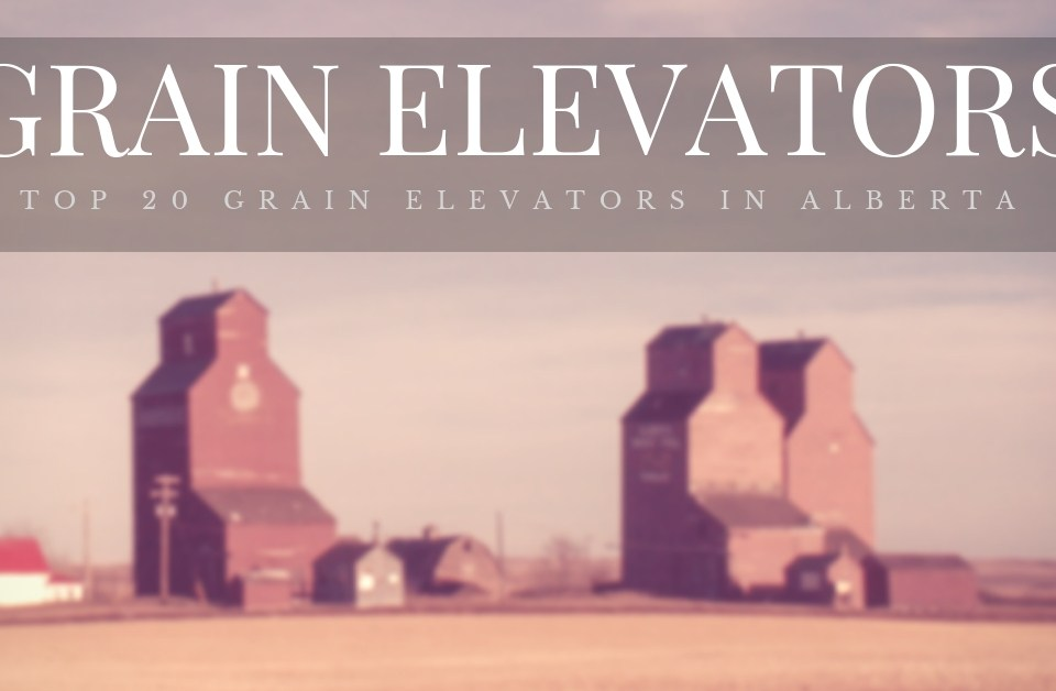 Top 20 Grain Elevators In Alberta